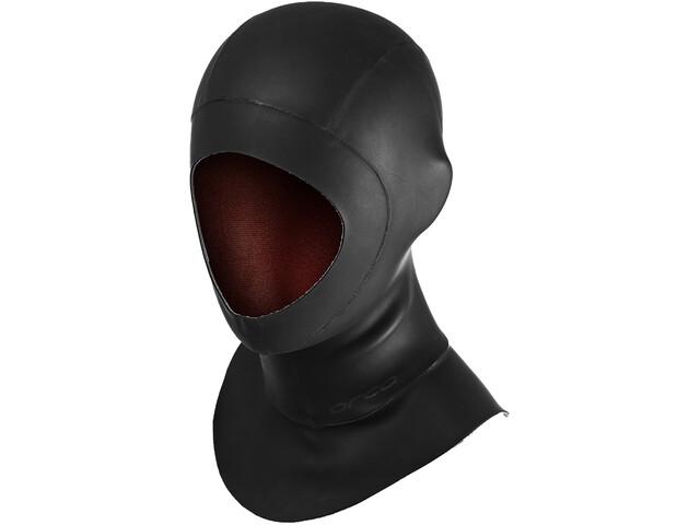 ORCA Neoprene Hood, negro